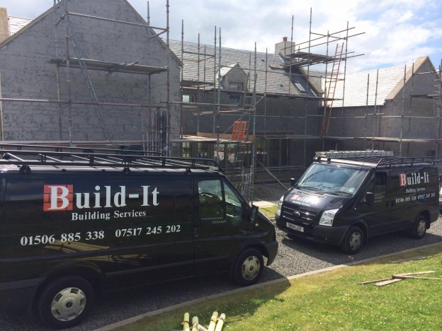 Build-It West Lothian, Build-It Edinburgh, Build It home extensions