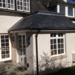 Home extension in Edinburgh