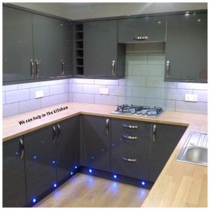 kitchens west Lothian